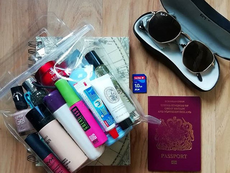 Reusable Airport Liquids Bag - BlueSkye Travel Accessories
