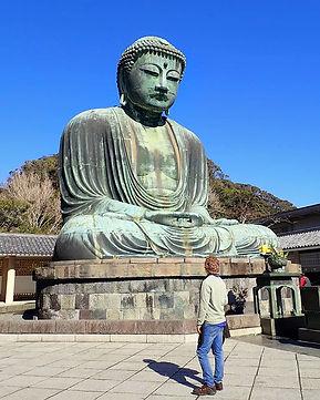 Kamakura Buddha Teamthomastravels Daibutsu day trip