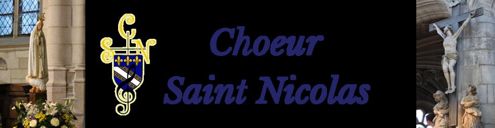 Choeur Saint Nicolas