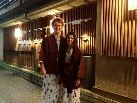 Japanese Onsen - a how to for beginners