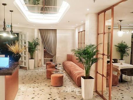The prettiest hotel in Albania: Our stay at Giulia Albergo hotel, Durres