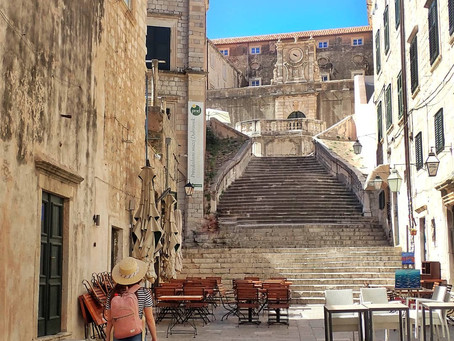A week in Dubrovnik in collaboration with Experience Dubrovnik and the Dubrovnik Card!
