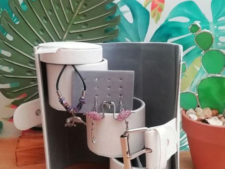 Travel Jewellery Organiser - BlueSkye Travel Accessories