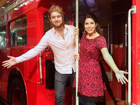 Museum Lates at the London Transport Museum and their new Hidden London exhibition