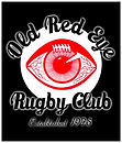 Brevard Red Eye Rugby Logo