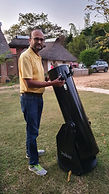 10 inch Orion Dobsonian