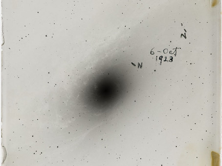 Hubble Discovers the Universe!
