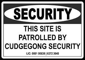 cudgegong secuity mid west security mudgee central west NSW security guards