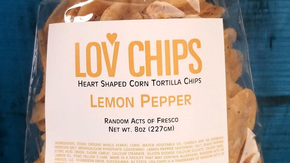 Lemon Pepper Lov Chips