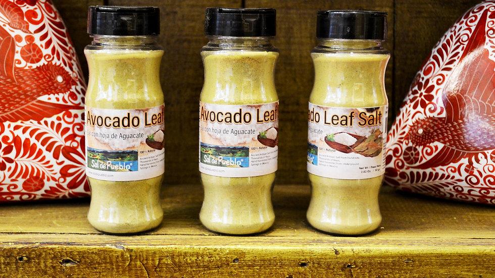 Avocado Leaf Mexican Salt