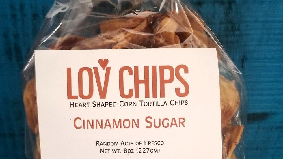Cinnamon Sugar Lov Chips