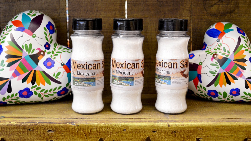 Sal de Pueblo Mexican Salt