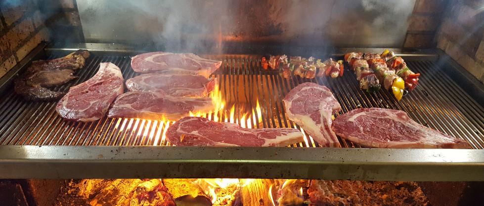 La cuisson des viandes