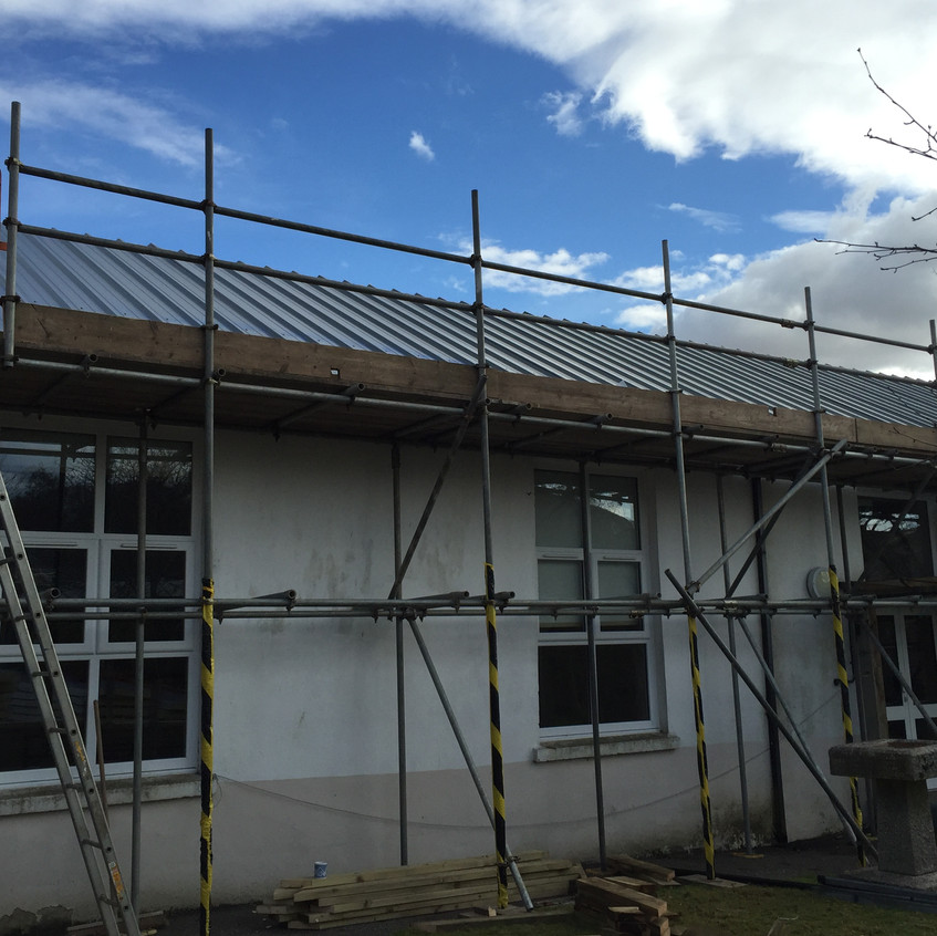Scaffolding Up