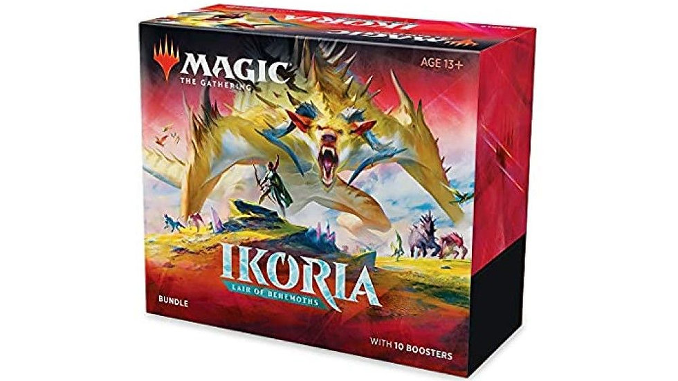 Magic Ikoria Lair of Behemoths Bundle