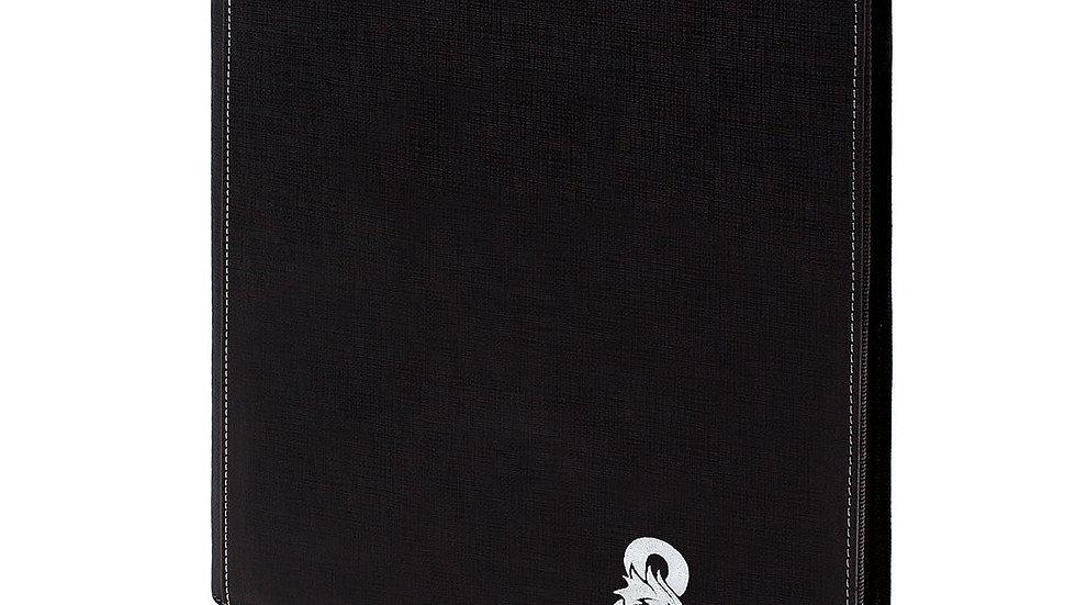 D&D Premium Zippered Character Folio