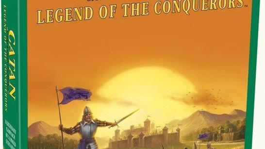 (PRE-ORDER) Catan Legend of the Conquerors