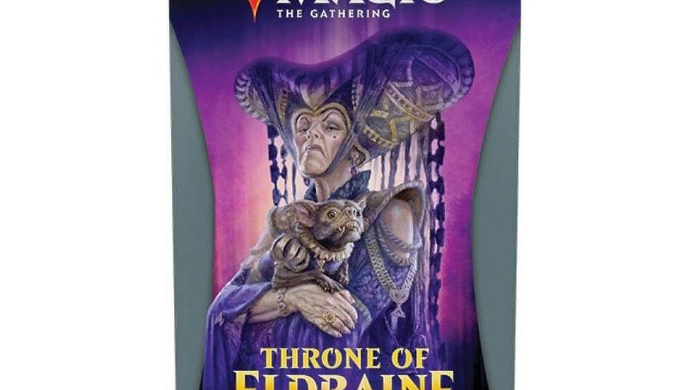 Magic Throne of Eldraine Theme Booster Display