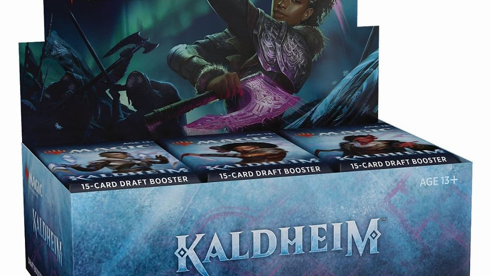 Magic Kaldheim Individual Draft Booster