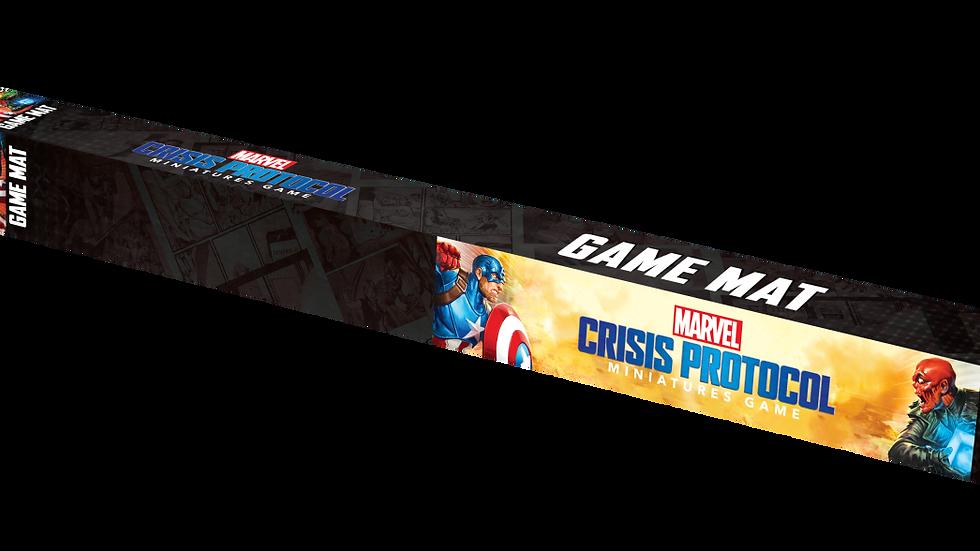 (PRE-ORDER) Marvel Crisis Protocol Miniatures Midtown Mayhem Game Mat