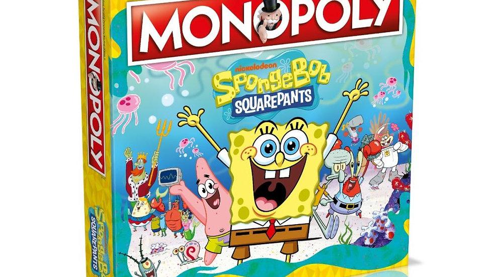 (PRE-ORDER) WMA Monopoly Spongebob Squarepants