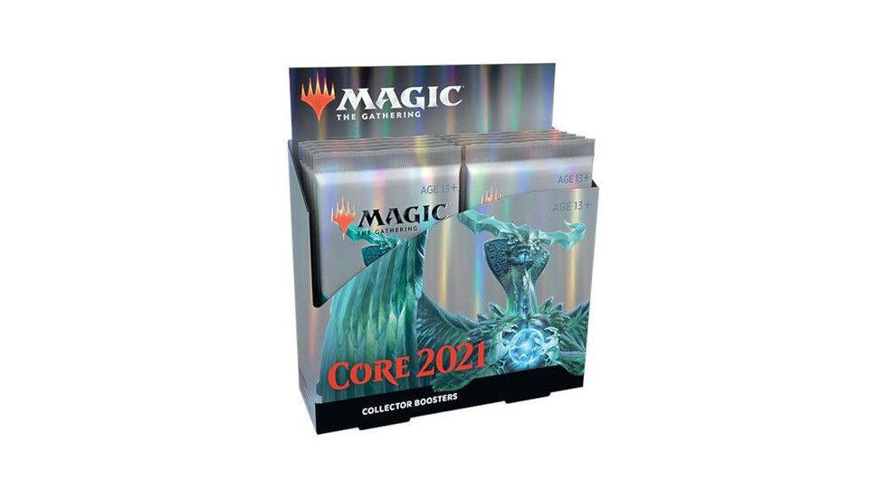Core 2021 Collectors Booster Box