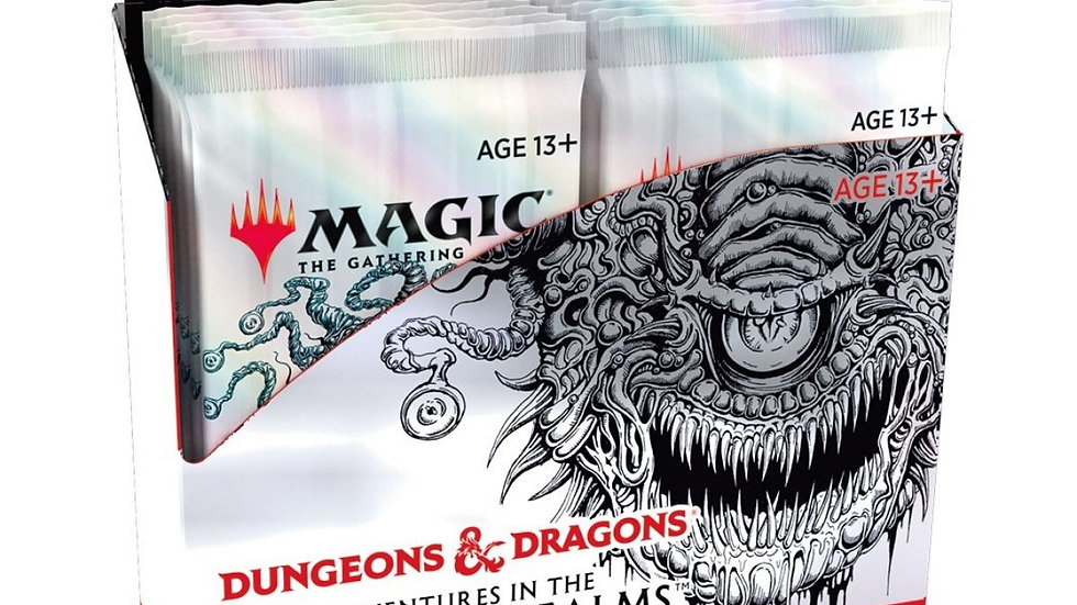 (PRE-ORDERS) Magic Adventures in the Forgotten Realms Collector Booster Box