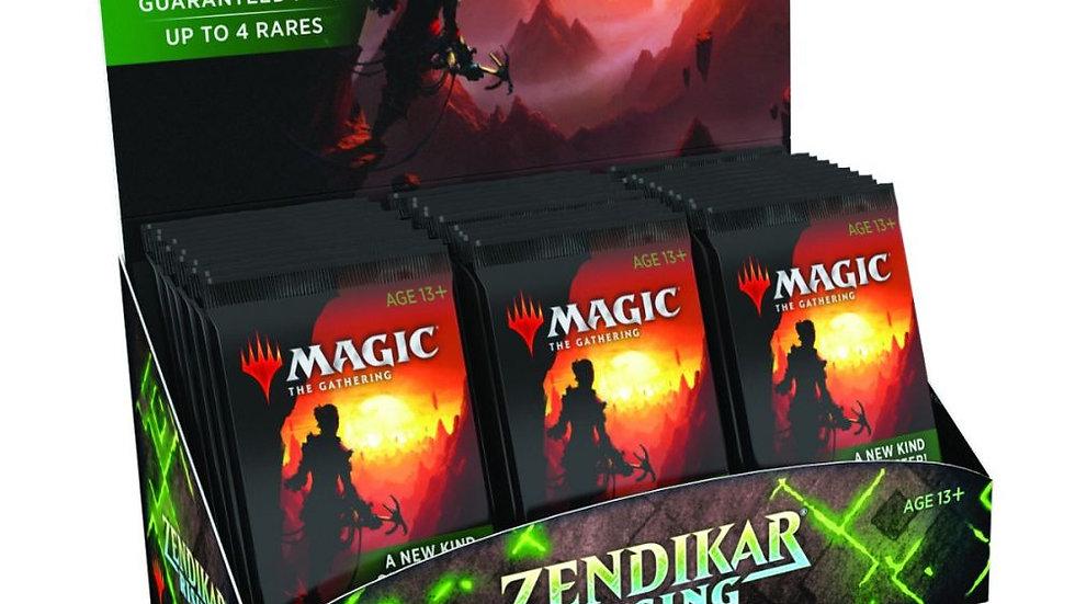 Magic Zendikar Rising Individual Set Booster