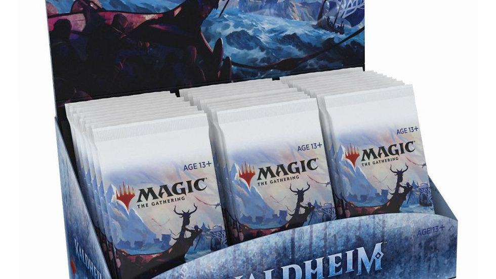 Magic Kaldheim Individual Set Booster