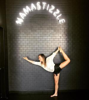 Today one yogini describe the _y7studio