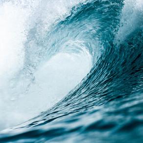 Surfovat na vlnách...