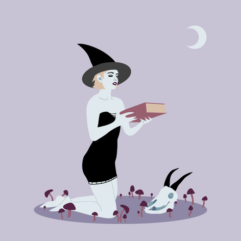 Spell Witch