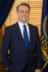 Governor Jeff Colyer Portrait