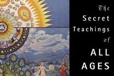 The Secret Teachings Of All Ages - Manly