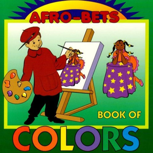 Afrobets Book Of Colors