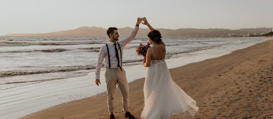 Mitch + Kyla: A Destination Wedding