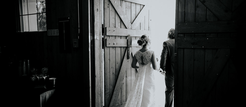Why Hiring a Photographer is the SECOND Most Important Part of Your Wedding Day