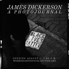 James Dickerson: A Photojournal