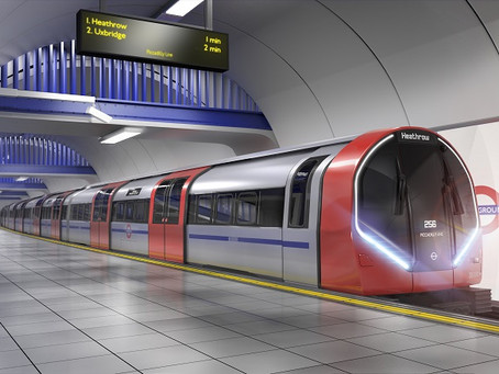 SRC focuses on cooling London's Underground metro system