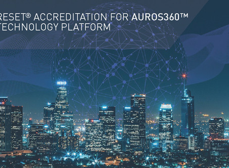 AUROS360 Becomes Prestigious RESET Air Accredited Data Provider