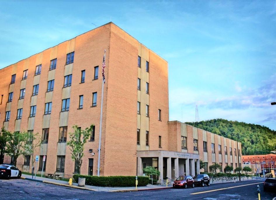 Ohio County Courthouse, Wheeling, West Virginia