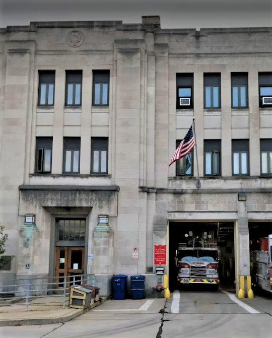 City of Pittsburgh Fire Station 8