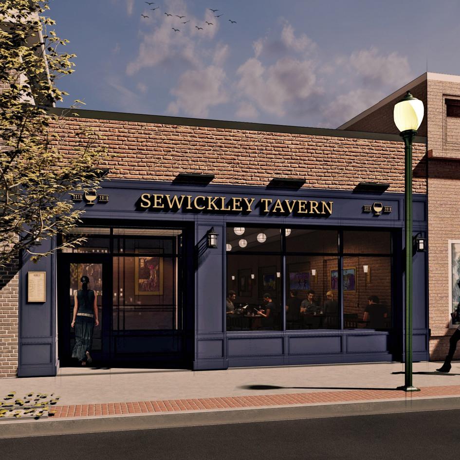 Sewickley Tavern, Sewickley, Pennsylvania