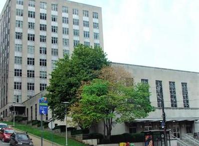 Duquense University-- Rockwell Hall