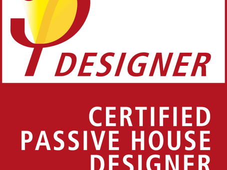 Bhakti Dave Achieves CPHD Certification from Passive House Institute