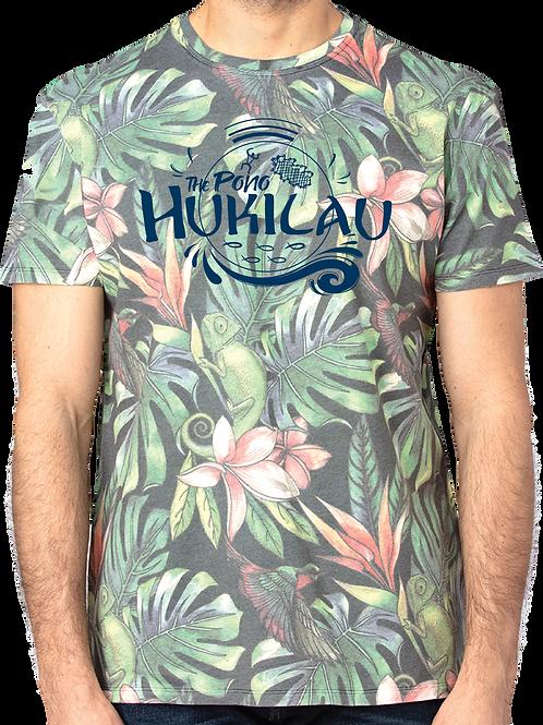 Pono Hukilau Hawaiian Shirt