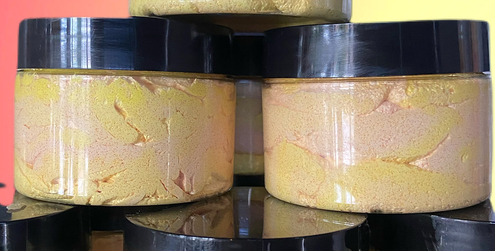 Foaming Sugar Scrub