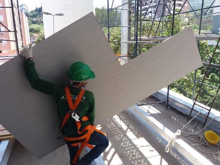 O steel frame como solução construtiva sustentável