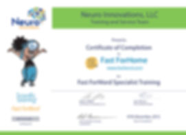 Сертификат официального провайдера программы Fast ForWord.jpg