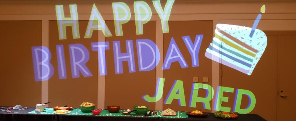 Jared'd B-Day